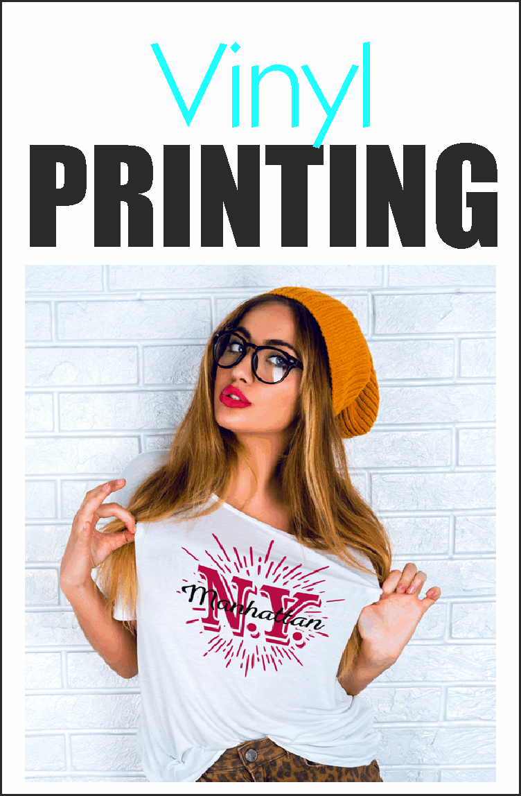 vinyl print