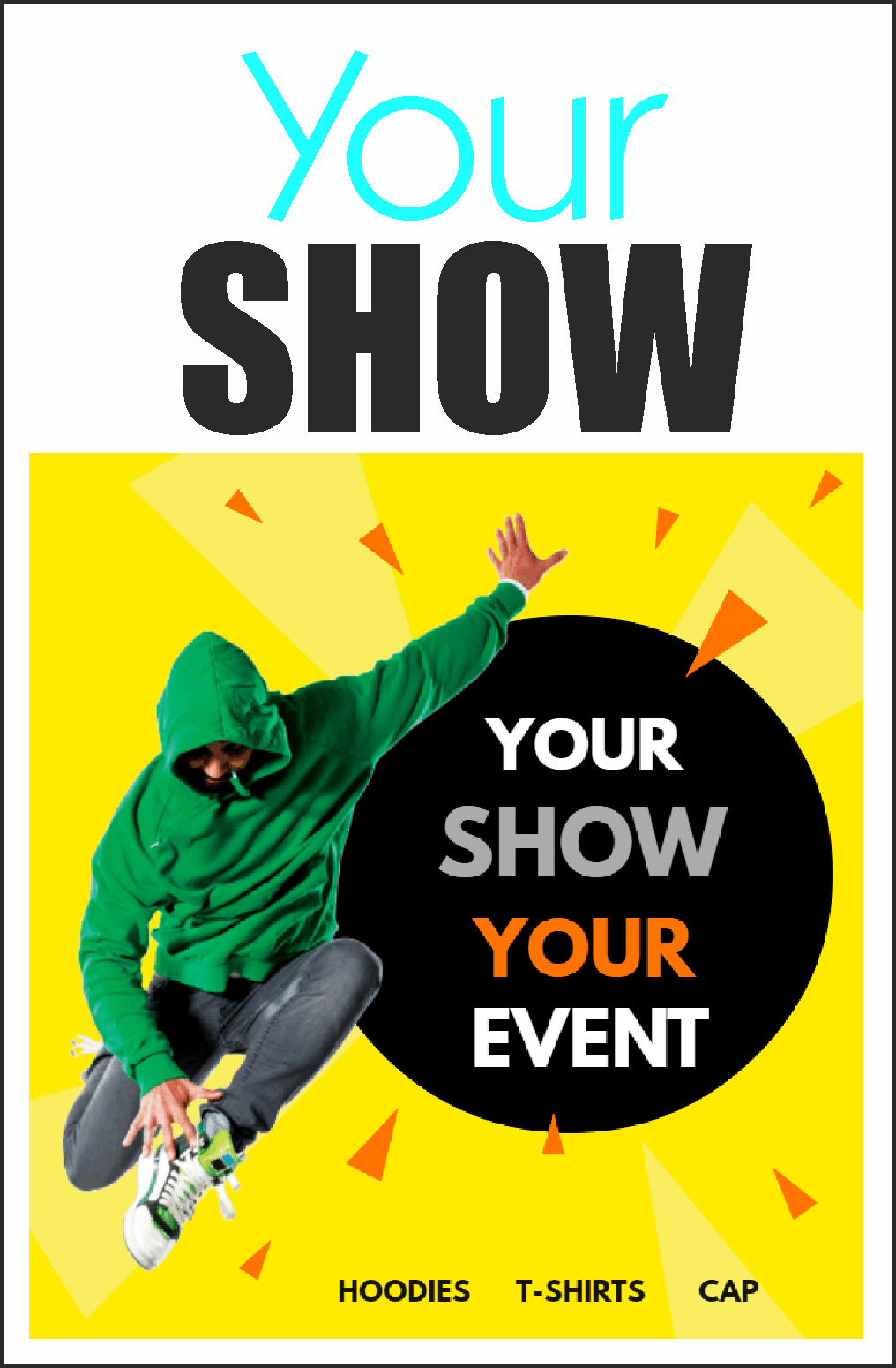 your show event new